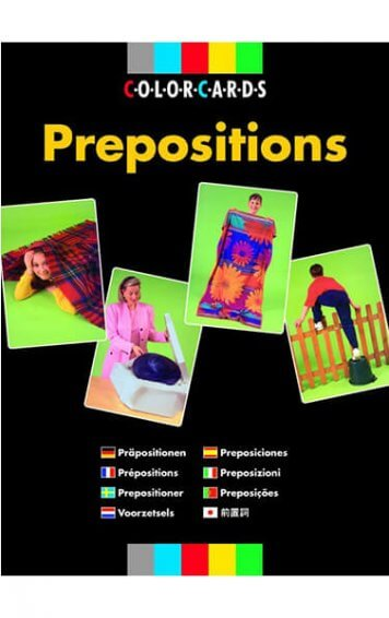 Prepositions Cards
