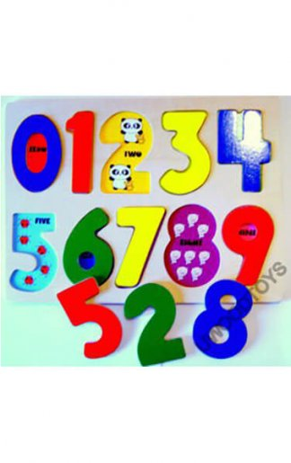 numbers inset puzzle