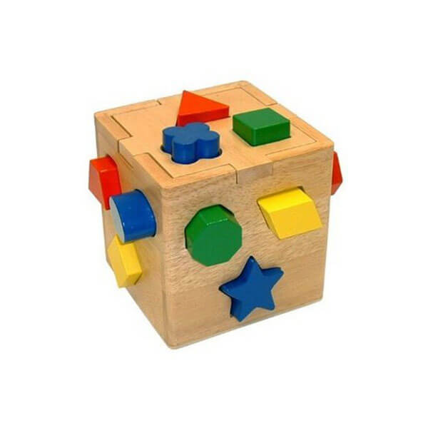 Shape Sorter Toy Wow Blog