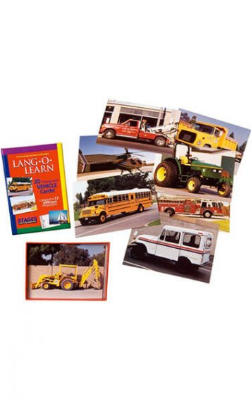 Vehicles Flashcards