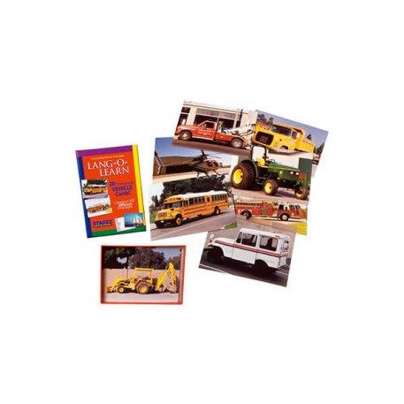 Vehicles Flashcards