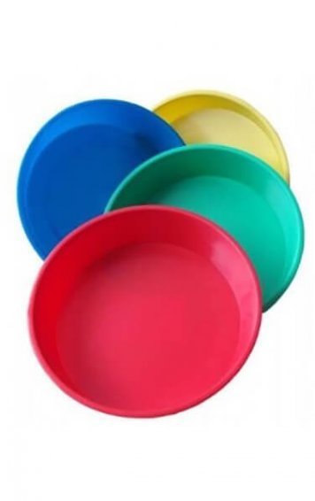 Coloured Sorting Plates