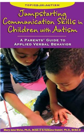 Jumpstarting Communication Skills in Children with Autism