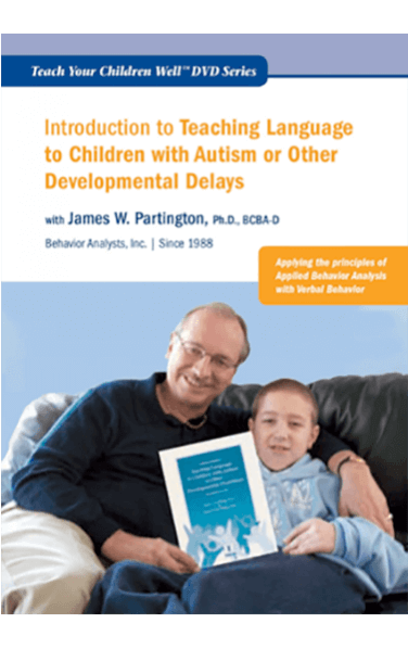 dvd introduction to teaching language to children with autism