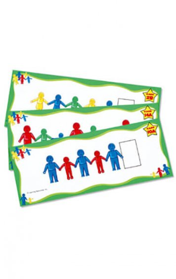 Connecting People Double Sided Activity Cards