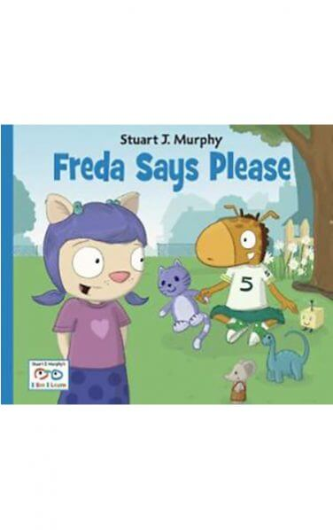 freda says please