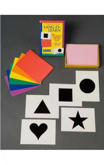 shapes and colours set