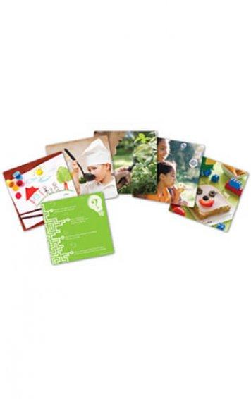 Snapshot Critical thinking cards set 1