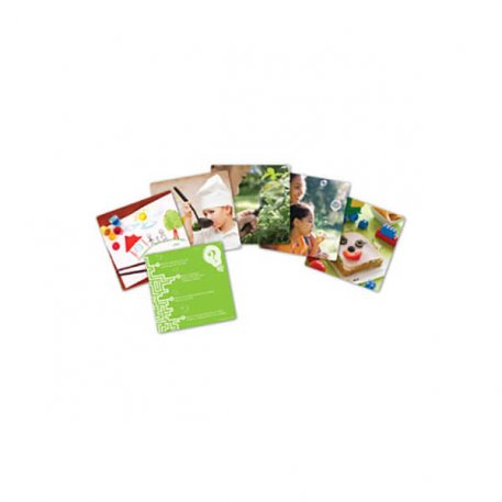 Snapshot Critical thinking cards set 1