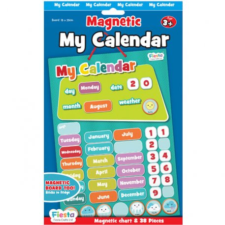 my calendar blue