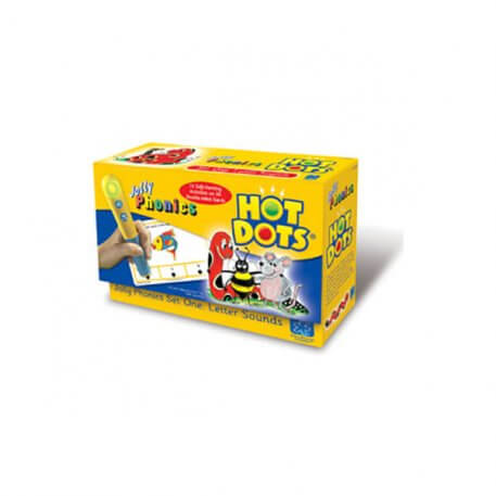 hot dots jolly phonics letter sounds