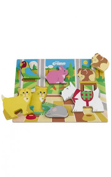 chunky pets puzzle