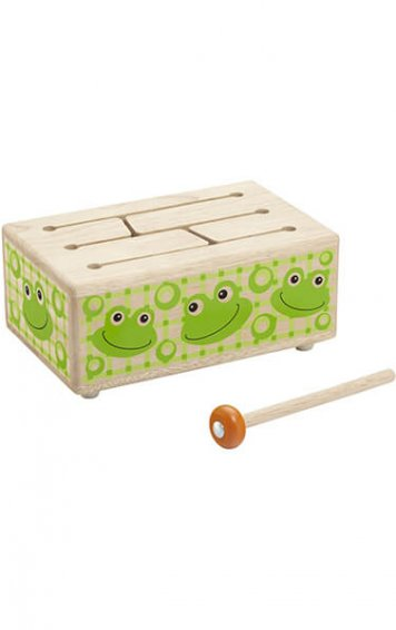 froggy drum