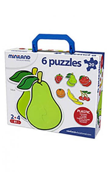 fruit mini puzzle