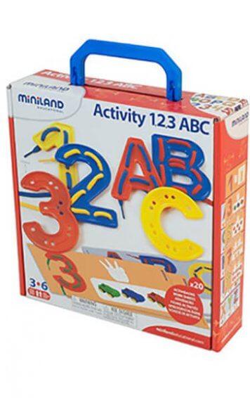 activity abc 123