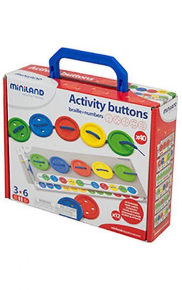 activity buttons