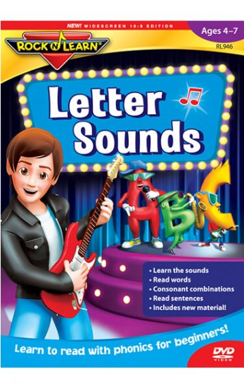 rock n learn letter sounds