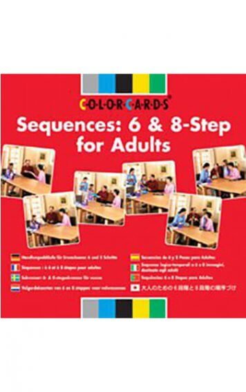 sequences 6 and 8 step for adults