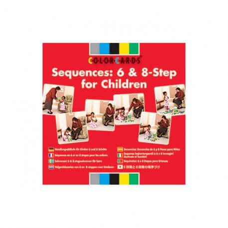 sequences 6 and 8 step for children
