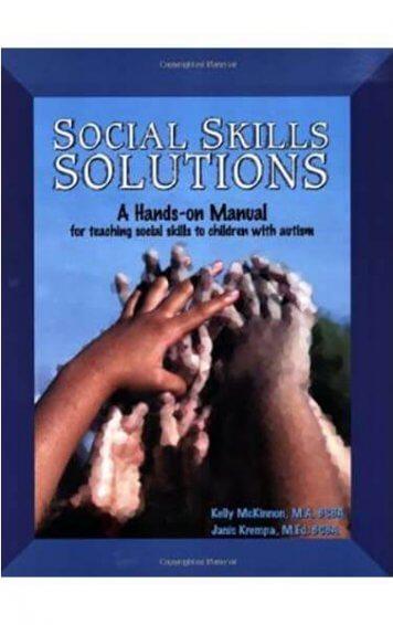 social skills solutions
