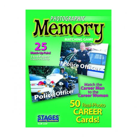 careers memory card game