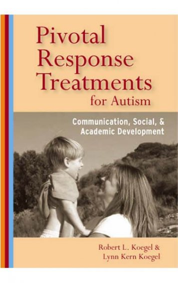 pivotal response treatments for autism