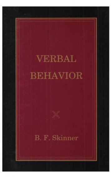 Verbal Behavior