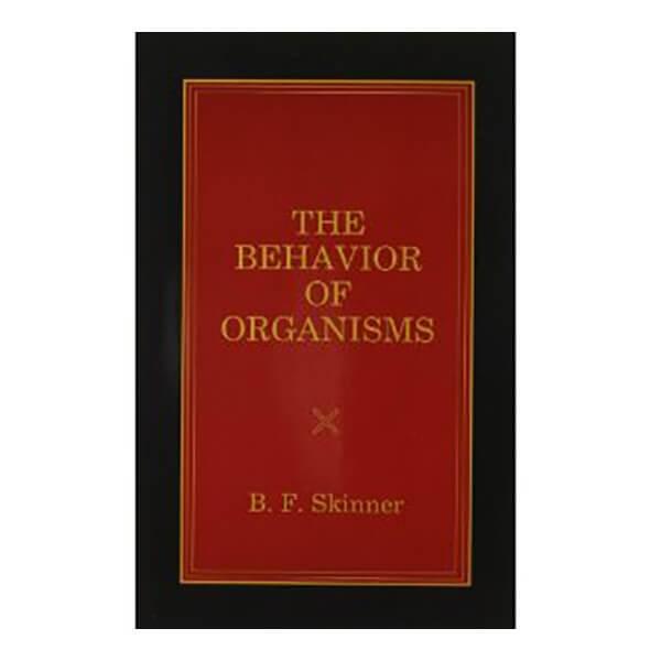 the behavior of organisms