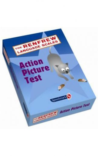 the renfrew language scales action picture test