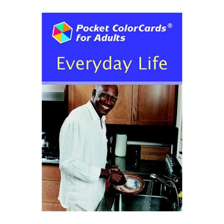 Pocket Colourcards Adults Everyday Life