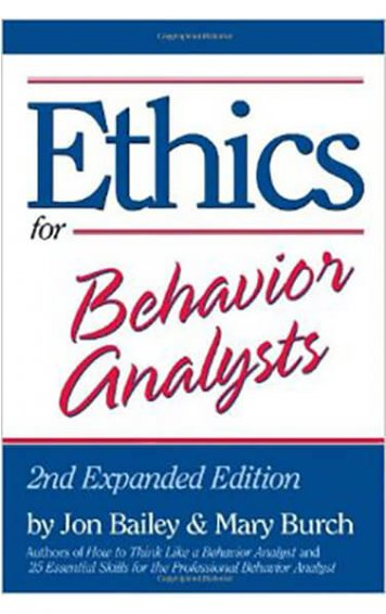 ethics for behavior analysts