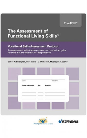 AFLS Vocational Skills Assessment Protocol