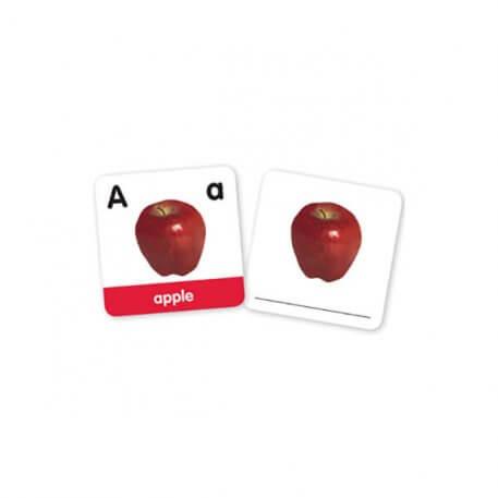 alphabet photo cards