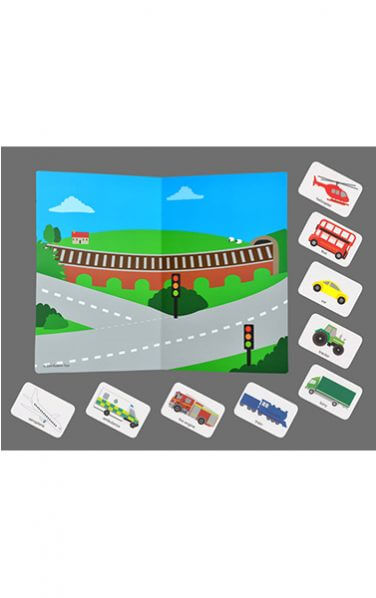 transport game