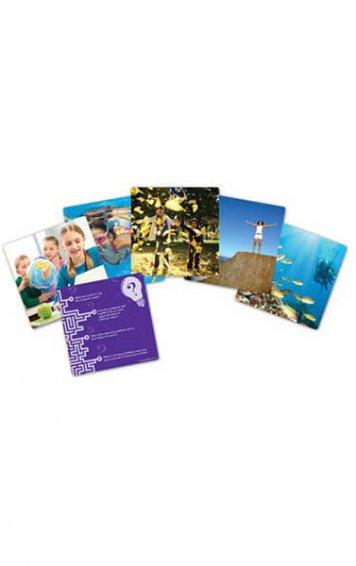 Snapshots Critical Thinking Photo Cards Set 2