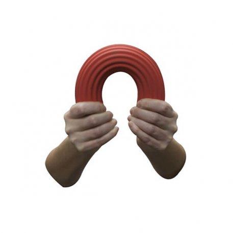 Flexible Hand Bar Red