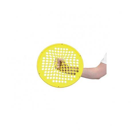 Hand Exercise Web Yellow