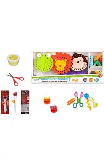 Pre-Scissor Skills Kit