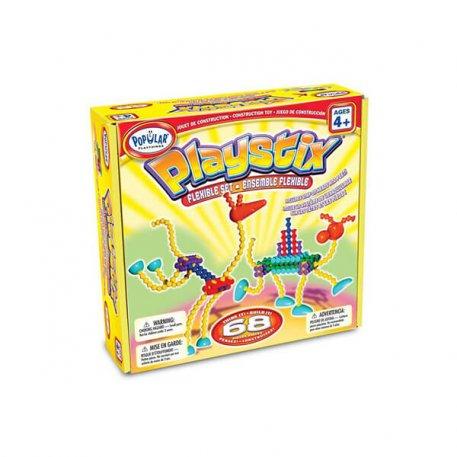 playstix flexible set 68 pieces