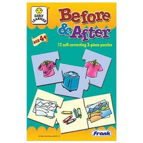 Before and After Puzzle