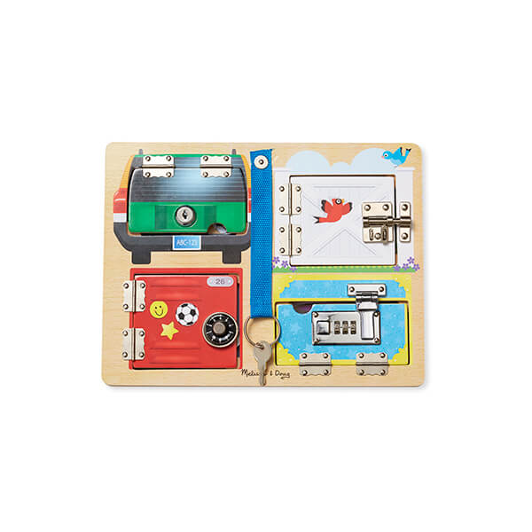 lock and latch board