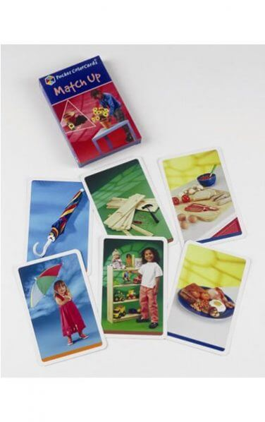 match up pocket colorcards