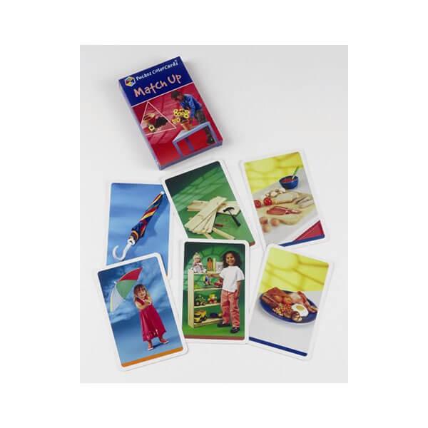 match up pocket colorcards