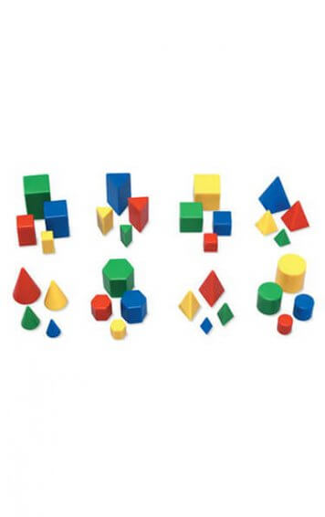 Mini Geosolids Set of 32