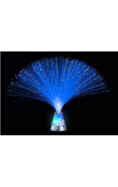 fibre optic lamp with ice lamp