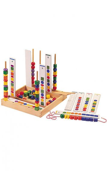 bead stacker and sorter