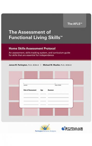 AFLS home skills assessment protocol